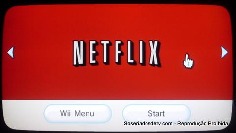 Netflix no Wii