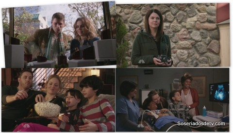 Parenthood Because You're My Sister s04e15 4x15
