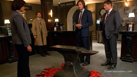 Supernatural: Hunteri Heroici (8x08)