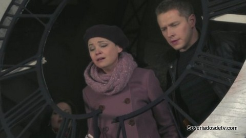 Once Upon A Time: The Queen is Dead (2x15)