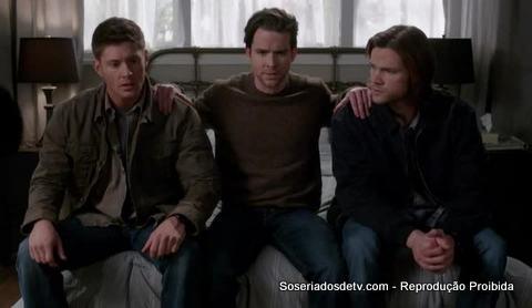 Supernatural: Man's Best Friend with Benefits (8x15)