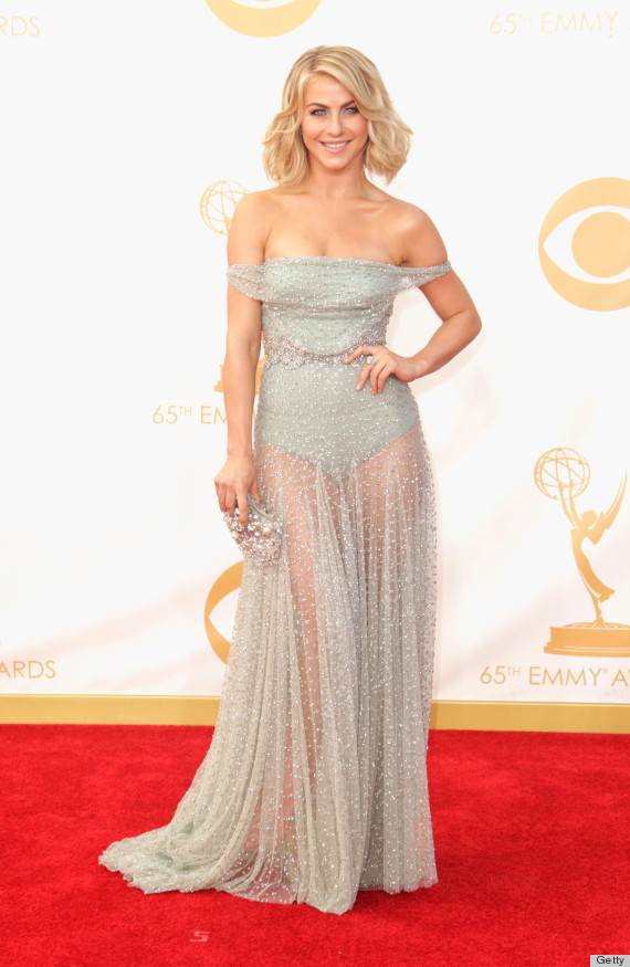 julianne hough emmy 2013