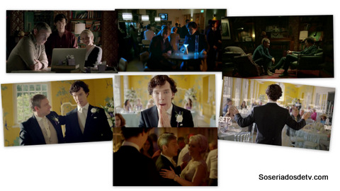 Sherlock: The Sign of Three (3x2)