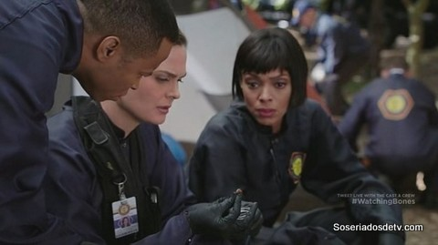 Bones: The Nail In The Coffin (9x22)