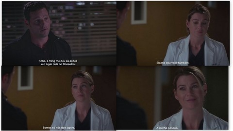 Grey's Anatomy: I Must Have Lost It on the Wind 11x01 s11e01 meredith alex