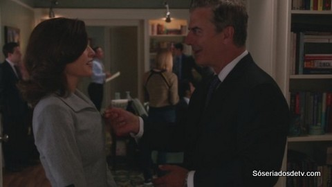 The Good Wife: Hitting the Fan,  The Next Day, The Next Week e The Next Month (5x05, 5x06, 5x07 e 5x08)