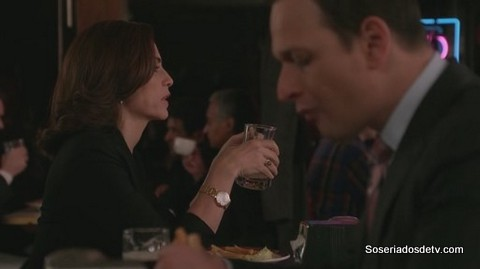 The Good Wife: A Few Words (5x14)