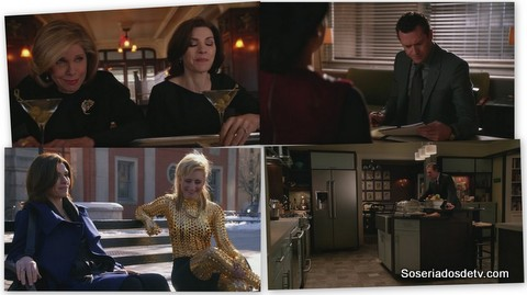 The Good Wife: A Material World (5x17)