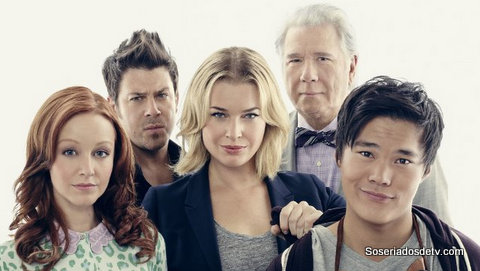The Librarians: And the Crown of King Arthur e And the Sword in the Stone (1x01 e 1x02)