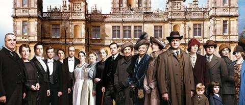 É oficial: Downton Abbey ganhará seu filme