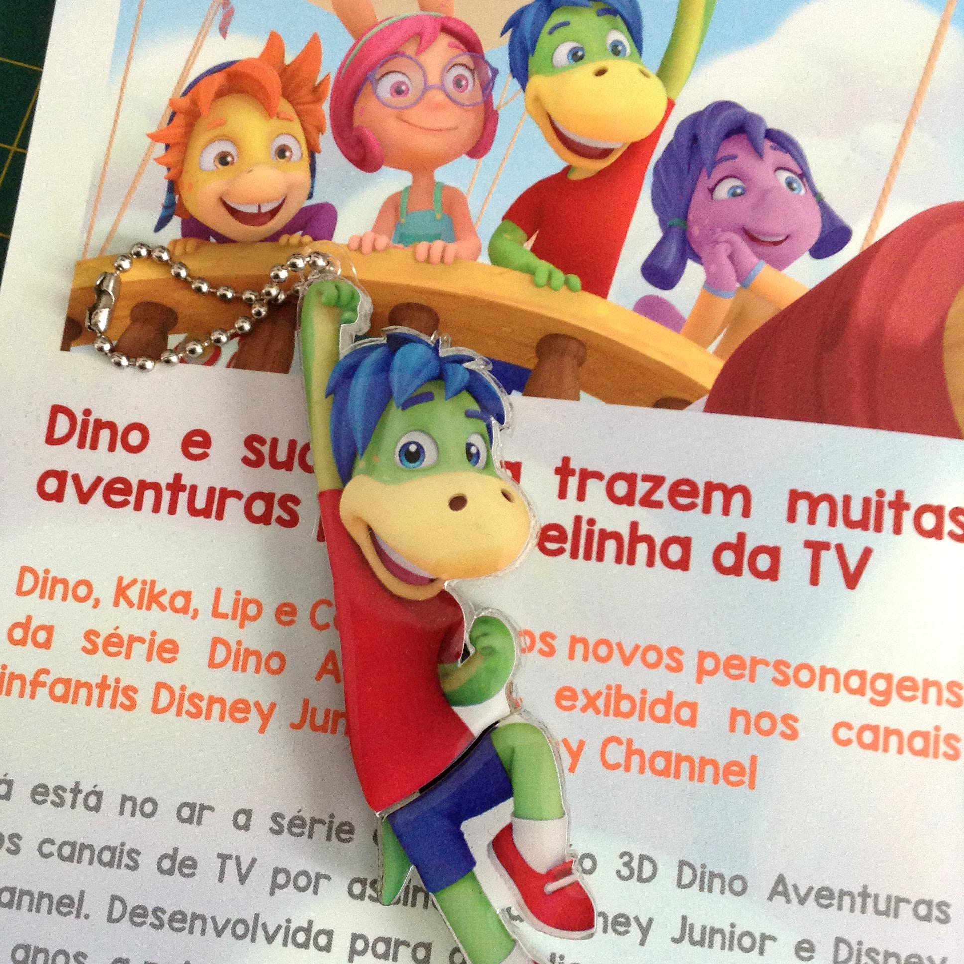 Para Crianças: Dino Aventuras