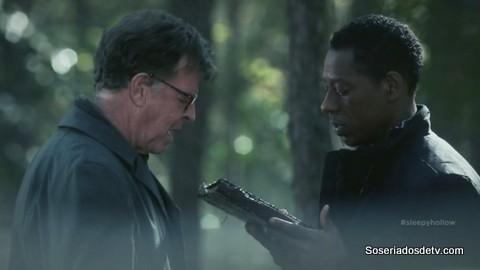 Sleepy Hollow: Spellcaster 2x15 s02e15 Henry Irving