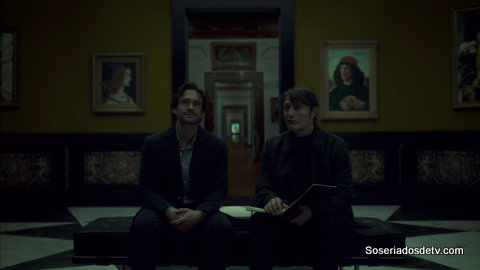 Hannibal Dolce 3x06 s03e06 Hannibal Will