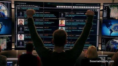 CSI: Cyber: Ghost In The Machine (1x11)