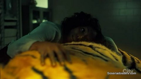 Hannibal And The Woman Clothed In The Sun 3x10 s03e10 Reba e o tigre