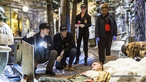 NCIS New Orleans: Stolen Valor (1x10)