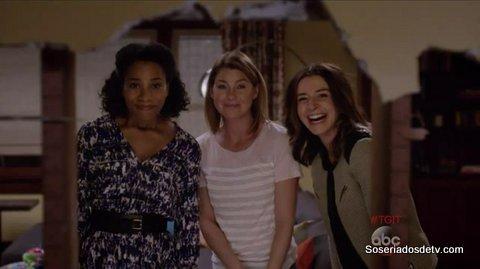 Grey's Anatomy: Sledgehammer (12x01)