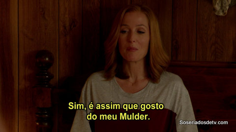 Arquivo X: Mulder & Scully Meet the Were-Monster (10x03)