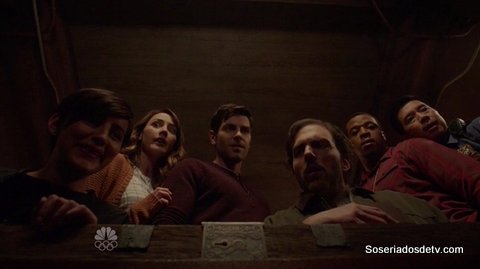 Grimm: Map of the Seven Knights (5x10)
