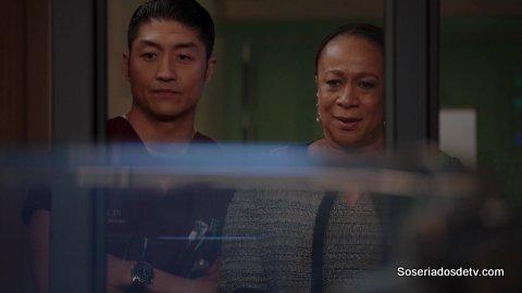 Chicago Med: Inheritance (1x15)
