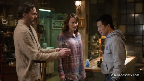"Photo from the episode ""The Taming of the Wu"""