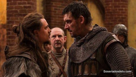The Last Kingdom Episódio 1.08 1x08 s01e08 O Último Reino Uhtred Leofric