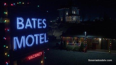 Bates Motel: Norman  (4x10)