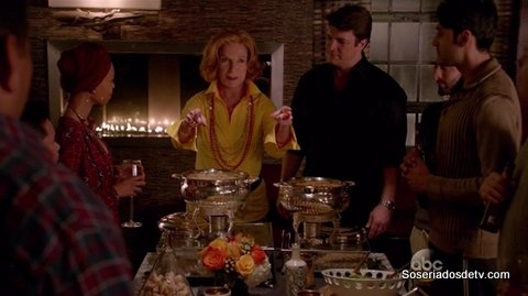 Castle: And Justice for All  (8x13)