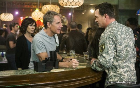 NCIS New Orleans: Collateral Damage (2x21)