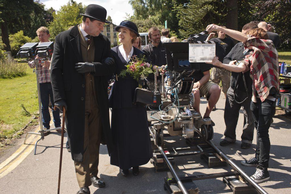 Anna e Bates - Cenas Extras do Casamento