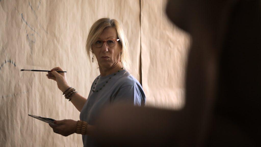 Laerte em Laerte-se documentário Netflix
