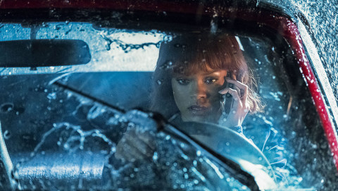 "BATES MOTEL -- ""Dreams Die First"" Episode 505 -- Pictured: Rihanna as Marion Crane -- (Photo by: Cate Cameron/Universal Television)"
