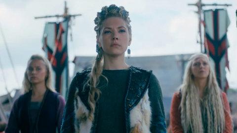 Maratona na FOX prepara a chegada da 5ª temporada de Vikings