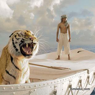 'As aventuras de Pi', de Ang Lee (Foto: Divulgação/Twentieth Century Fox)