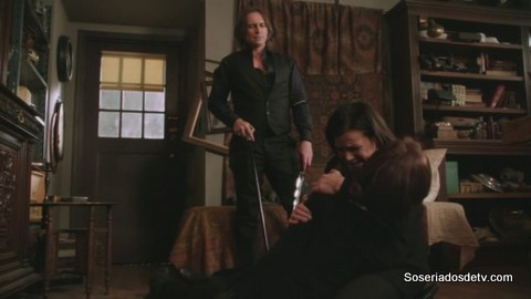 Once Upon A Time: The Queen is Dead (2x16)