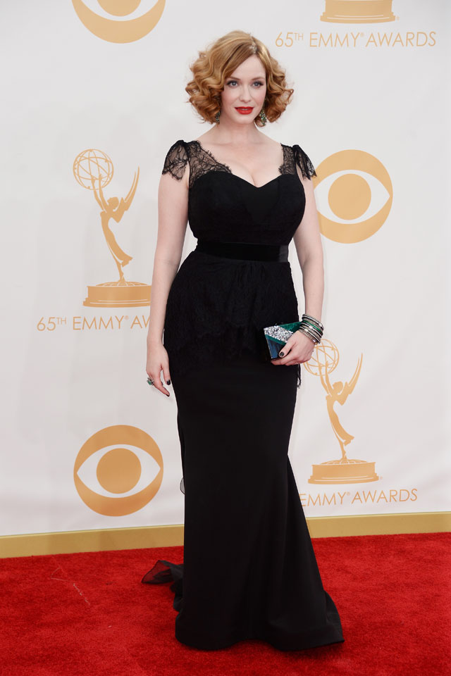 christina-hendricks emmy2013