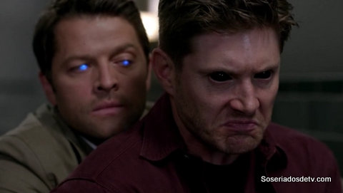 Supernatural Soul Survivor 10x03 s10e03 Castiel Dean