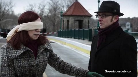 Person of Interest Beta 3x21 s03e21 Harold Grace